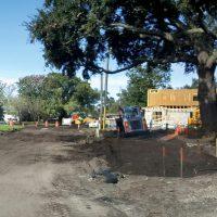 Home Construction Progress – Lake Killarney Shores of Winter Park